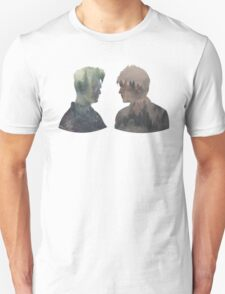 Malec - Shadowhunters - Face to face T-Shirt