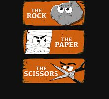 The Rock The Paper The Scissors Unisex T-Shirt