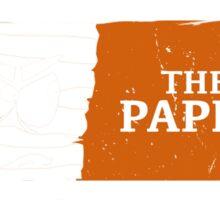 The Rock The Paper The Scissors Sticker