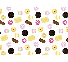 Biscuits Galore Photographic Print