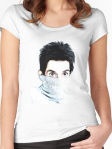 zoolander Women's Fitted Scoop T-Shirt