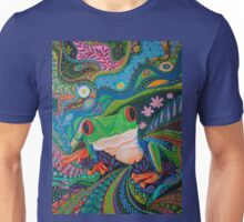 Red Eye Tree Frog Unisex T-Shirt