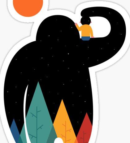 PaPa Sticker