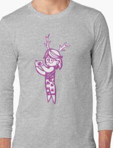 purple shutterbug Long Sleeve T-Shirt