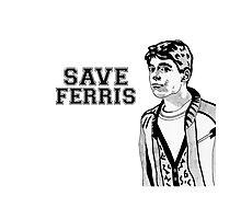 Save Ferris Photographic Print