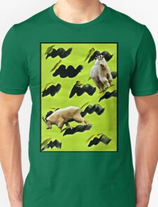 Two Goats Unisex T-Shirt