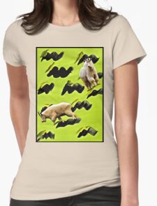 Two Goats Womens Fitted T-Shirt