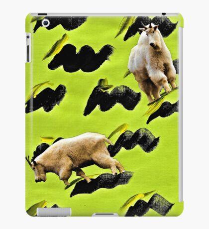 Two Goats iPad Case/Skin