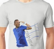 The King of Chelsea - Didier Drogba - Legend Unisex T-Shirt