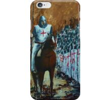 EN ROUTE TO BATTLE iPhone Case/Skin