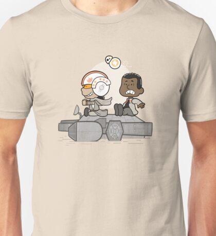 Chasing the Ren Baron Unisex T-Shirt