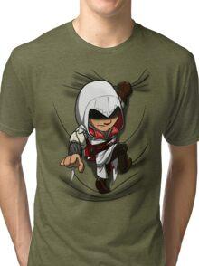 Assassin's climb Tri-blend T-Shirt