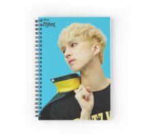 vixx ken Spiral Notebook