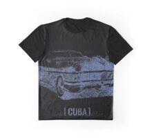 Hemingway's 1955 Chrysler (Biro)  Graphic T-Shirt