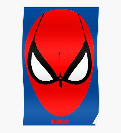 SPIDER BRA Poster