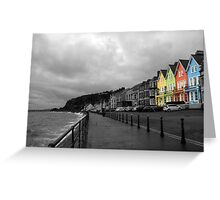 Whitehead, Northern Ireland Greeting Card