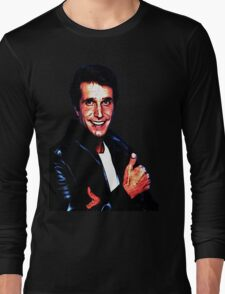 The Fonz! Long Sleeve T-Shirt