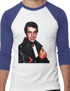 The Fonz! Men's Baseball ¾ T-Shirt