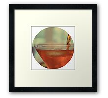Aperol Bitter Drink photography Framed Print