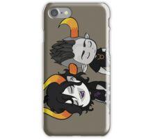 sleepy GamTav iPhone Case/Skin