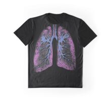 Lungs (Biro) Graphic T-Shirt