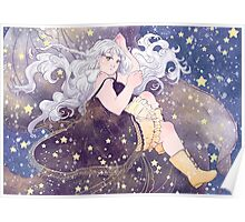 Dazzling Starlight Poster