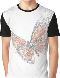 Butterfly (Biro) Graphic T-Shirt