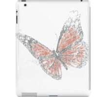 Butterfly (Biro) iPad Case/Skin