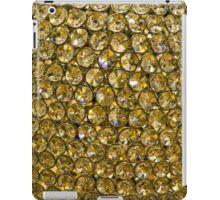 Abstract Crystals iPad Case/Skin