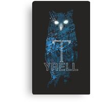 Tyrell Owl Canvas Print