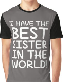 Funny Gift Idea For Brothers Graphic T-Shirt