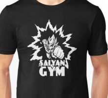Dragon Ball Z Inspired Saiyan Gym Unisex T-Shirt