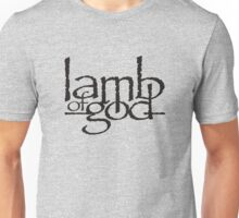 Lamb Of God Metalcore Merch Unisex T-Shirt