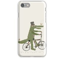 crocodiles song iPhone Case/Skin