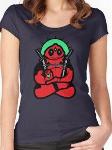 Spirt Wade Women's Fitted Scoop T-Shirt