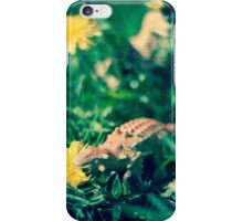 Lazy Munch iPhone Case/Skin