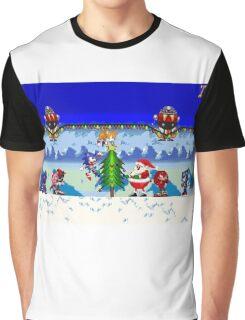 Winter Sonic Graphic T-Shirt