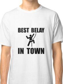 Best Belay Classic T-Shirt