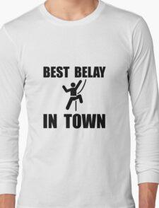 Best Belay Long Sleeve T-Shirt
