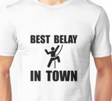 Best Belay Unisex T-Shirt