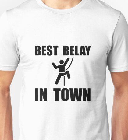 Best Belay Unisex T-Shirt