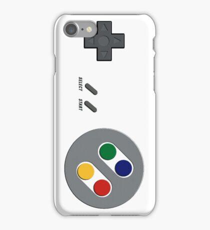 Retro Pad Super N iPhone Case/Skin
