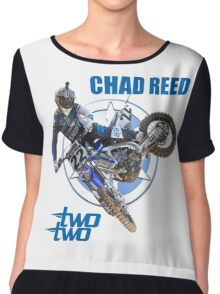 CHAD REED 22 Women's Chiffon Top