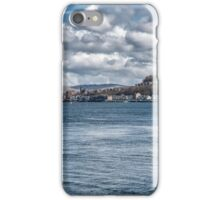 Scottish Scenery on The River Clyde iPhone Case/Skin