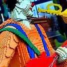 Lego Man by Paul Reay