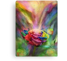Healing Rose Canvas Print