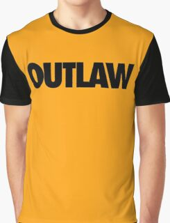 OUTLAW Graphic T-Shirt