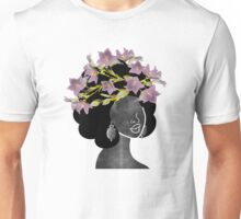 Wildflower Crown II Unisex T-Shirt
