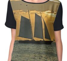 Sailing Chiffon Top