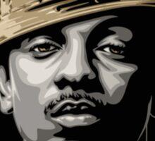 Kendrick Lamar King Kunta Rap God Sticker